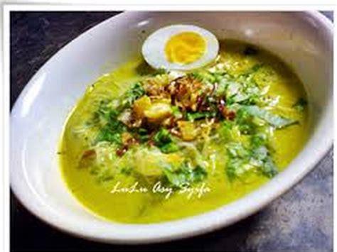 membuat soto ayam medan resep soto medan blog yunie hidayat