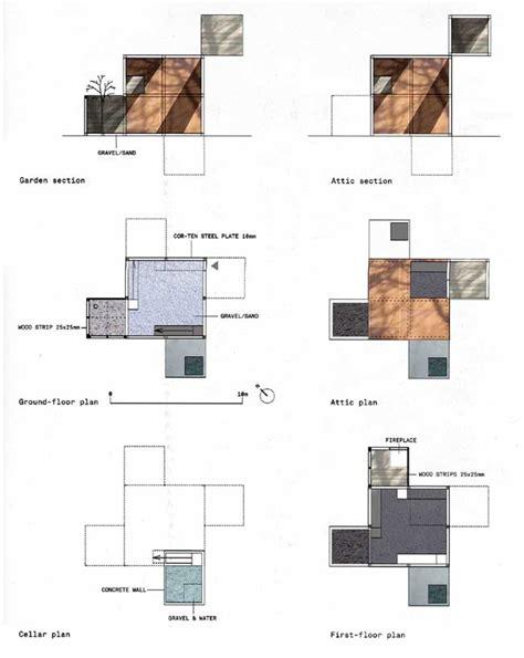 Small House Floor Plans element house korea anyang park building e architect