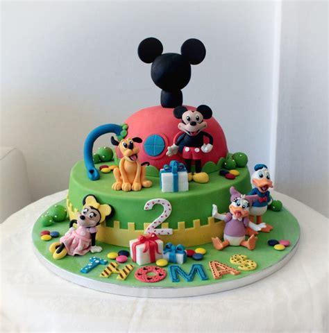 torta casa di topolino 38 best images about torte decorate quot cuore di zucchero