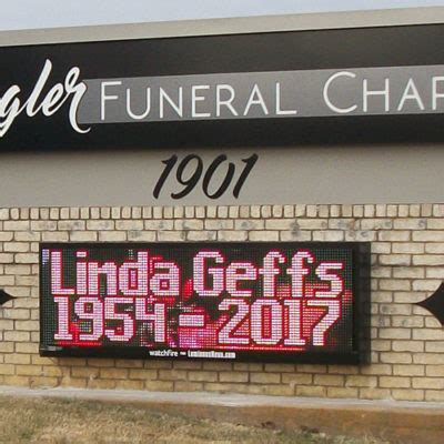 ziegler funeral home professional services use digital