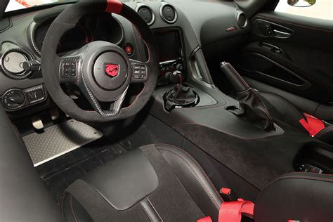 Viper Acr Interior by 2016 Dodge Viper Acr Reportedly Green Lit For Production