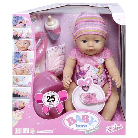 Baby Born Interaktiv 2827 by Baby Born Interaktiv Baby Born Interactive Etnic