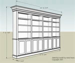How To Build Bookshelves Waskito Dharmo Here How To Build A Bookcase Step By Step