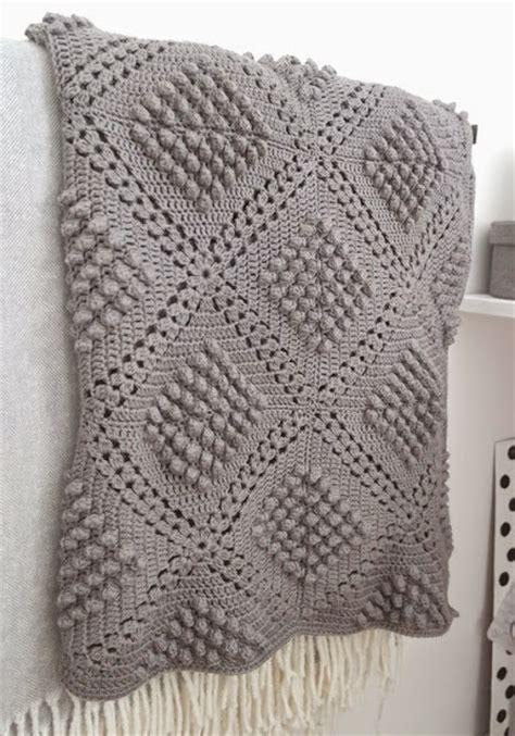Modele Plaid Crochet mes favoris tricot crochet
