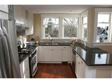 kitchen white cabinets black countertops home designs