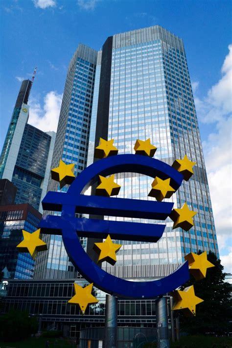 dove si trova la banca centrale europea francoforte la new york dell europa