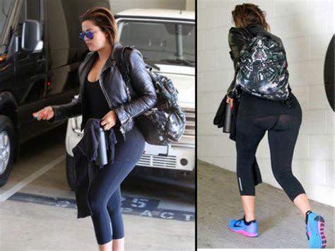 Wardrobe Accidents by Khloe Suffers Wardrobe Shows