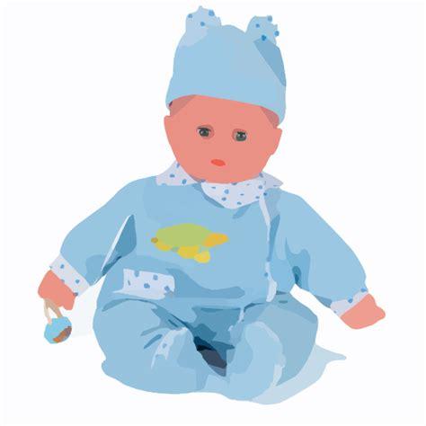 doll clipart doll clip at clker vector clip