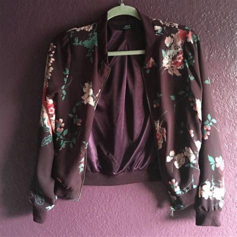 Bomber Flower New 1 flower bomber jacket utility jacket bomber jackets and