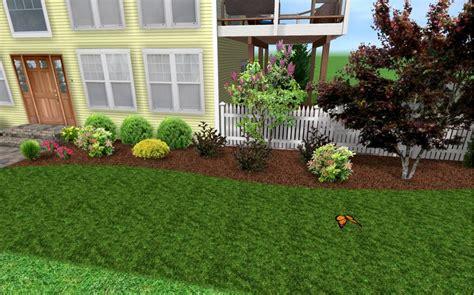 landscape ideas low maintenance landscaping ideas design picture