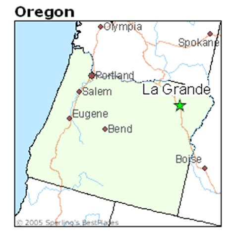 best places to live in la grande, oregon
