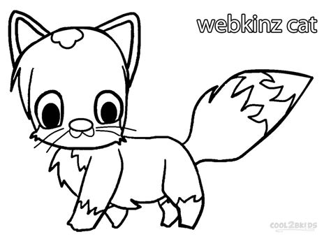Webkinz Pets Coloring Pages Coloring Pages Webkinz Coloring Pages