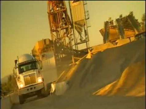 international paystar concrete mixer truck youtube