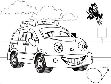 coloring page of a van van coloring page 2011 10 30 coloring page