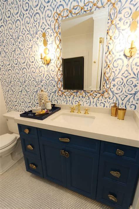 Blue Bathroom Vanity - blue bath vanity kitchen