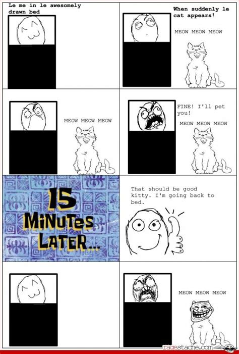 cat rage room 1000 images about le rage comics on pinterest rage