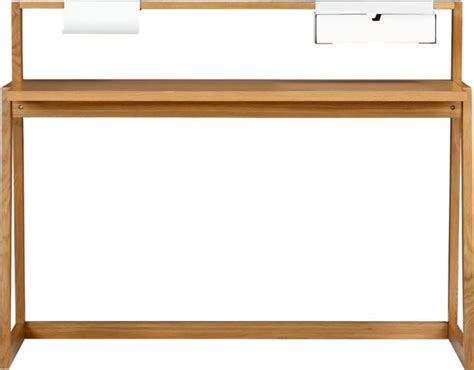 Tld Desk by Tld Desk In Office Furniture Cb2 Apartment Modern