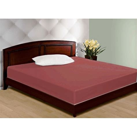 bed protector cover maroon double bed mattress protector cover