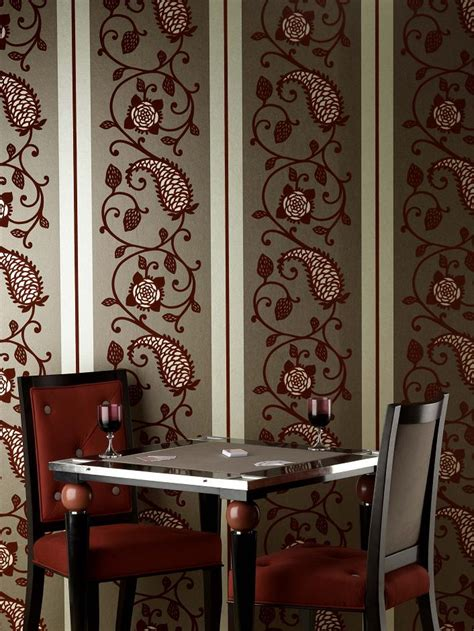 Nina Cbell Luxury Wallpaper 171 Interior Design Files | nina cbell luxury wallpaper 171 interior design files