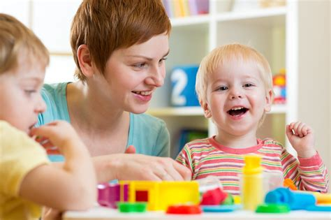 day care when child care costs more than rent stay at home