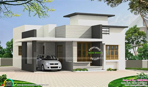 flat roof house plans october 2015 kerala home design and floor plans