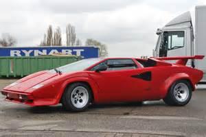 Lamborghini Countach 5000 For Sale 1986 Lamborghini Countach 5000 Quattrovalvole Downdraft