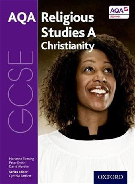 aqa religious studies a2 gcse religious studies for aqa a christianity by cynthia bartlett marianne fleming waterstones