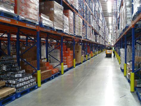 warehouse damage prevention  uk supermarket giant