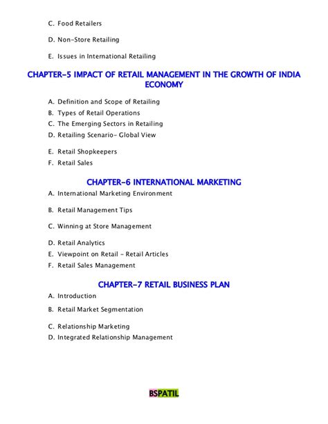 Mba In Environment Management Books by Retail Management Book Bec Doms Bagalkot Mba