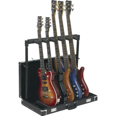 rockstand guitar stand rockstand 5 er guitar stand woodcase rs 20850 b 2