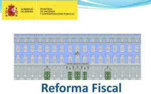 resumen de la reforma fiscal para 2015 16 en 20 medidas principales novedades de la reforma fiscal para el 2015