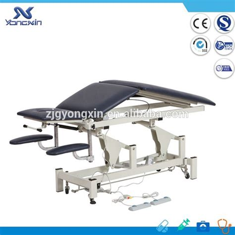 physical therapy hi lo treatment tables physical therapy equipment 5 section hi low electric