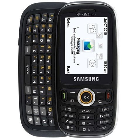 samsung sgh  excellent   mobile sliding keyboard