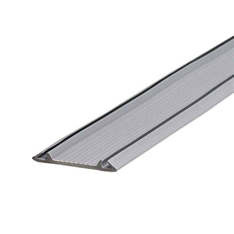 How To Replace A Metal Threshold On An Exterior Door Thresholds Weather Stripping Hardware The Home Depot
