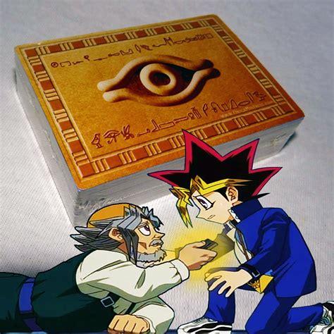 earthquake yugioh yu gi oh custom anime orica grandpa s deck 60 card