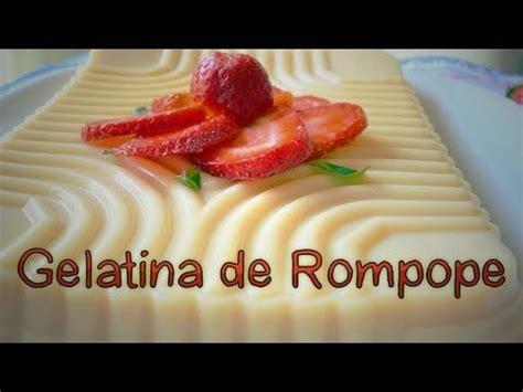 gelatina de cafe con rompope gelatina de rompope mariquistuts asurekazani