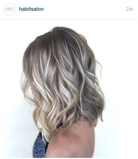 blonde ombre chin length hair image result for ash blonde ombre hair medium length