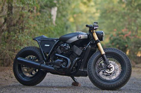 custom harley davidson  motorcycle melee