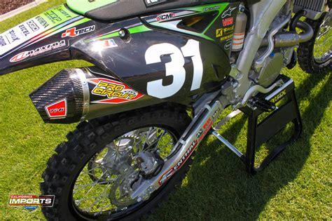 motocross news 2014 kawasaki 250f 2014 brand new motocross bike pro circuit