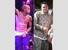 Chris Brown Losing Weight After Jail? — Why He's Not ... Heartbroken Emoji