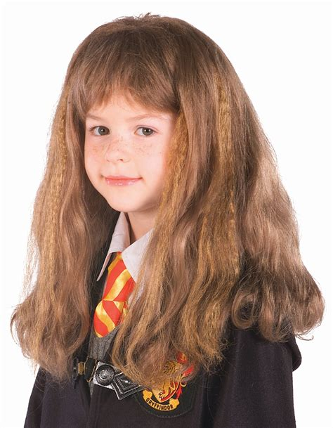 Minecraft Home Decorations by Harry Potter Hermione Granger Child Wig Buycostumes Com