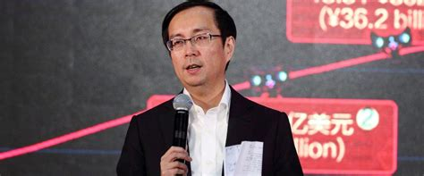 Alibaba Zhang Yong   meet alibaba s new ceo daniel zhang abc news