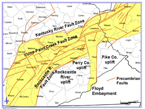 kentucky fracking map emerging fracking threat kentucky waterways alliance