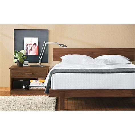 room and board platform bed 17 best images about beds on pinterest wood beds