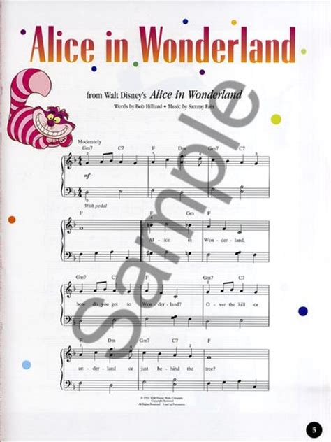 0043073026 au fil des notes volume partitions disney s my first songbook volume 3 easy