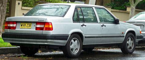 volvo  turbo dr sedan  spd auto wod