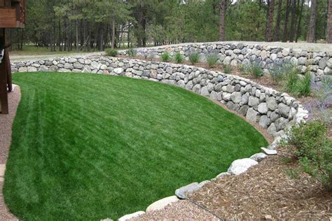 how to level a backyard with a slope backyard retaining wall sloped yard steep hillside