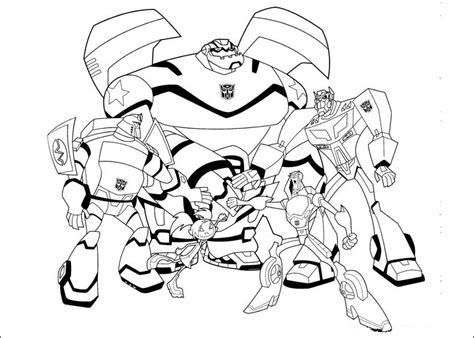 free coloring pages rescue bots rescue bot coloring pages