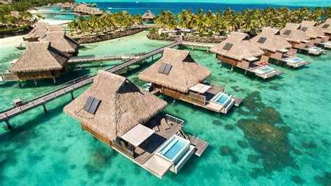 Style Vacation Homes conrad bora bora nui a vision of perfection