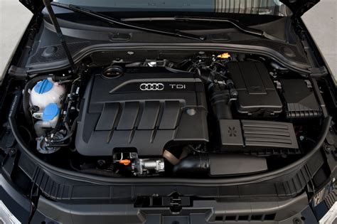 Audi A3 Motoren by 2010 Audi A3 Tdi Clean Diesel Engine Bay Eurocar News